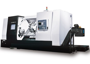 Highly Rigid Large CNC Turning Machine, CNC Lathe, LS-800L15